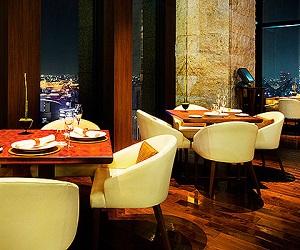 夜景レストラン