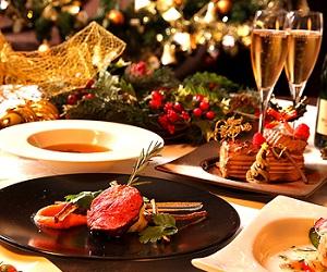 クリスマスディナーの予約